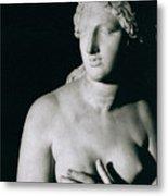 Venus Pudica  Metal Print by Unknown