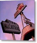 View Alcatraz Metal Print by Elizabeth Hoskinson