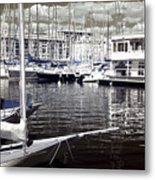 View From The Bow Metal Print by John Rizzuto