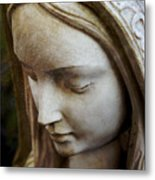 Virgin Mary Metal Print by Off The Beaten Path Photography - Andrew Alexander