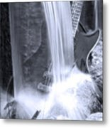 Washed Out  Metal Print by Cathy  Beharriell