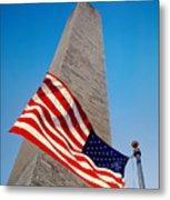 Washington Monument Metal Print by Ilker Goksen