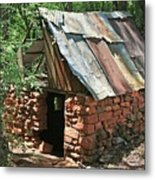 Well Ventilated Metal Print by Gary Kaylor