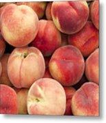 White Peaches Metal Print by John Trax