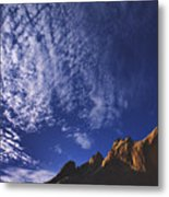 Window Rock, Arizona Metal Print by Dawn Kish
