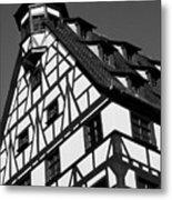Windows ... Metal Print by Juergen Weiss