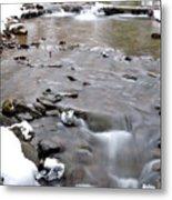 Winter Monongahela National Forest Metal Print by Thomas R Fletcher
