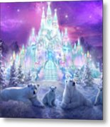 Winter Wonderland Metal Print by Philip Straub