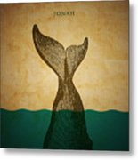 Wordjonah Metal Print by Jim LePage