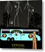 World Football Official Member Metal Print by Eric Kempson