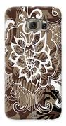 Coffee Flowers 10 Galaxy S6 Case by Angelina Vick