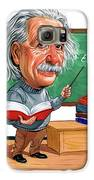 Albert Einstein Galaxy S6 Case by Art