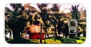 Island Paradise Samsung Galaxy Case by CHAZ Daugherty