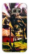 Island Paradise Galaxy S6 Case by CHAZ Daugherty