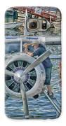 Windshield Wiper Galaxy S6 Case by Trever Miller