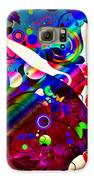 Wondrous At The End Of The Rainbow Galaxy S6 Case by Angelina Vick