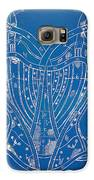 Corset Patent Series 1905 French Galaxy S6 Case by Nikki Marie Smith