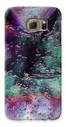 Textures Of The Heart Galaxy S6 Case by Linda Sannuti