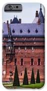 De Haar Castle 4. Utrecht. Netherlands iPhone Case by Jenny Rainbow