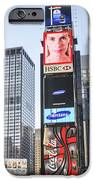 New York New York iPhone Case by B Wayne Mullins