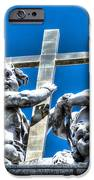 street peterburg iPhone Case by YURY BASHKIN