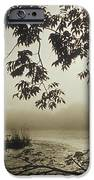 Ussuri Territory The Ussuri River iPhone Case by Anonymous