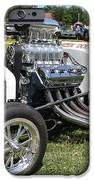 1962 Chrysler Hemi Roadster iPhone Case by JOHN TELFER