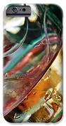 Oil and Water 28 iPhone Case by Sarah Loft