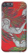 Angels at Play iPhone Case by Lyn Blore Dufty