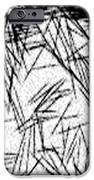 Postmodern Abstraction iPhone Case by Jonathan Harnisch