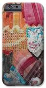 A Winter Walk in the Park iPhone Case by Elizabeth Carr