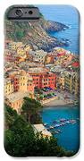 Above Vernazza iPhone Case by Inge Johnsson