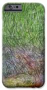 Abstraction of Life iPhone Case by Deborah Benoit