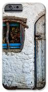 Adobe Door and Window iPhone Case by Peter Tellone