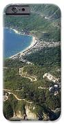 Aerial  of Acapulco Bay Mexico from Both Sides iPhone Case by Jodi Jacobson