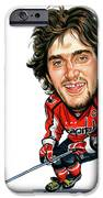 Alexander Ovechkin iPhone Case by Art