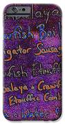 Alligator Sausage For Five Dollars 20130610 iPhone Case by Wingsdomain Art and Photography