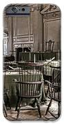 Antique Independence Hall iPhone Case by Olivier Le Queinec