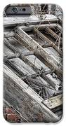 Antique Wood Window iPhone Case by Olivier Le Queinec