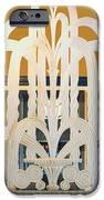 Art Deco Window iPhone Case by Diane Wood