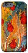 Artwork fragment 11 iPhone Case by Elena Kotliarker