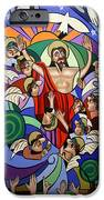 Ascending To The Father  iPhone Case by Anthony Falbo