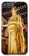 Athena iPhone Case by Bob Hislop