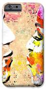 Barack and Michelle  iPhone Case by Daniel Janda
