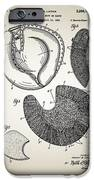 Baseball Glove Patent iPhone Case by Digital Reproductions