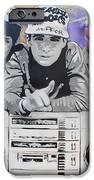 Beastie Boys iPhone Case by Josh Cardinali