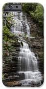 Benton Falls iPhone Case by Debra and Dave Vanderlaan