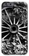 Big Wheel bw iPhone Case by Mel Steinhauer