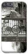 Bikes over Waller Creek iPhone Case by Kristina Deane