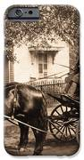 Black family in buggy iPhone Case by Paul W Faust -  Impressions of Light